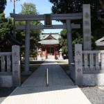 香取神社(東京都江戸川区)2